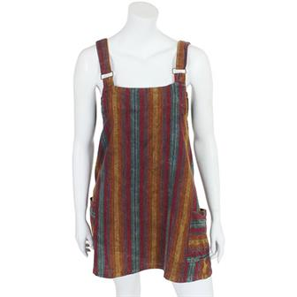 Tick Tick Dungaree Dress
