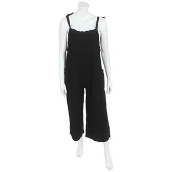 Tie Up Dungarees