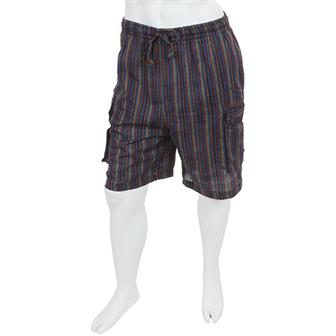 Nepalese Stripe Board Shorts