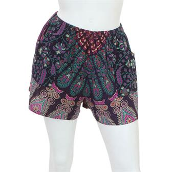 Bedspread Ladies Shorts
