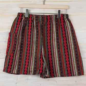 Larger Thai Weave Shorts