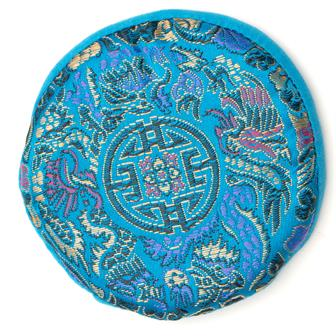 Small Brocade Singing Bowl Cushion