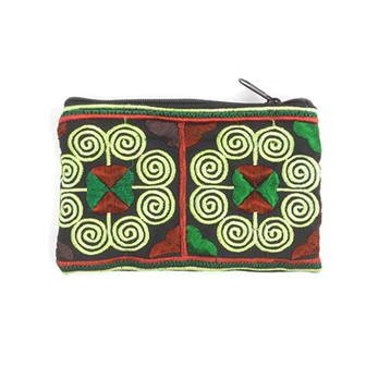 Thai Spirals Purse
