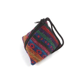 Thai Weave Pyramid Pouch