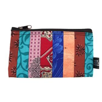 Recycled Sari Purse Large