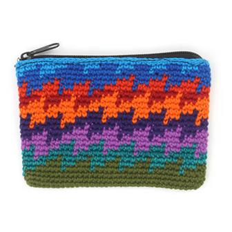 Rectangular Crochet Purse