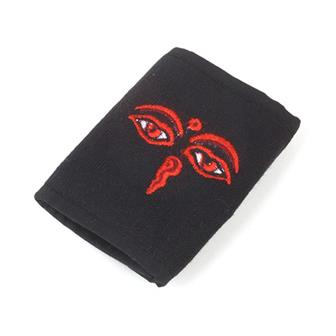 Embroidered Cotton Wallet