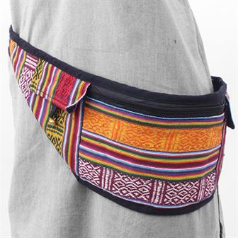 Tibetan Material Cash Bag