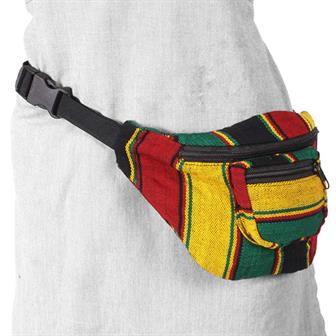 Rasta Hip Bag