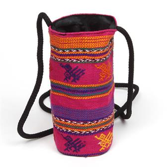 Guatemalan Water Bottle Holder