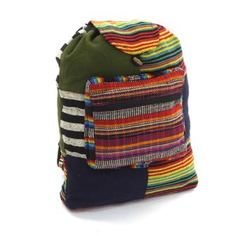 Patch Gheri Backpack