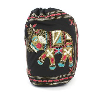 Indian Embroidered Elephant Bag