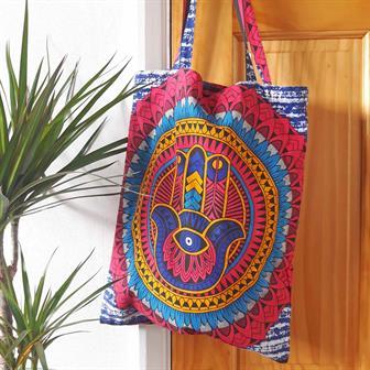 Hand of Fatima Shopper Bag