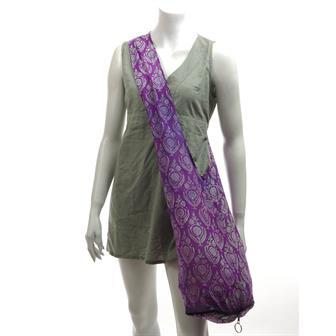 Recycled Sari Fold Out Sadhu Bag