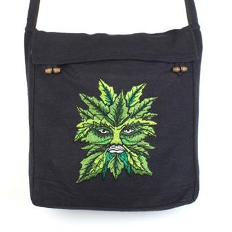 Green Man Satchel