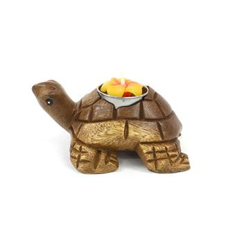Tortoise T-Light Holder