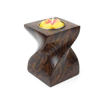 Mango Wood T-Light Holder