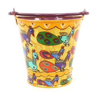 Small Mithila Bucket