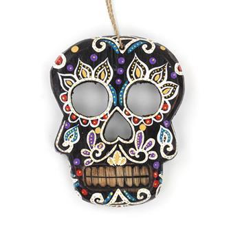Candy Skull Hanger