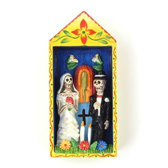 Tall Wedding Retablo