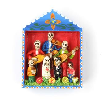 Large Wedding Retablo