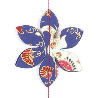 Paper Craft Flower Hanging