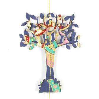 Paper Craft Tree Hanging