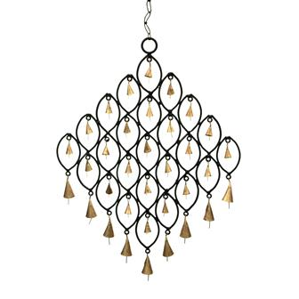 Oval Grid with Bells