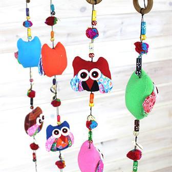 String of Thai Owls