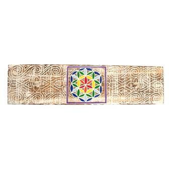 Flower of Life Wall Hooks