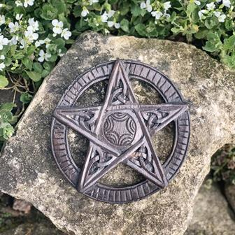 Small Celtic Pentacle