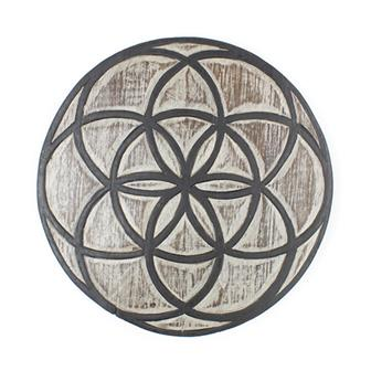 Seed of Life Plaque