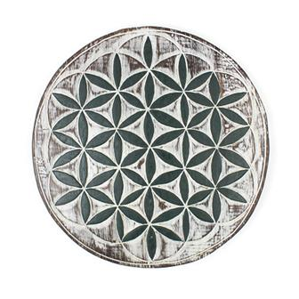 Flower of Life Plaque