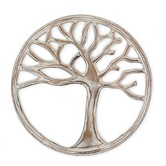 White Tree of Life Plaque