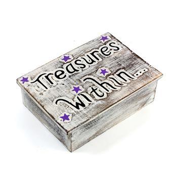 Treasures Within Box