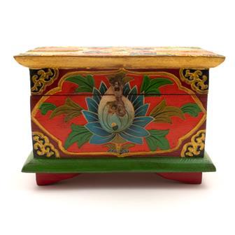 Tibetan Style Chat Box