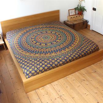Brahma Elephant Bedspread