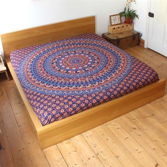 Chandra Elephant Bedspread