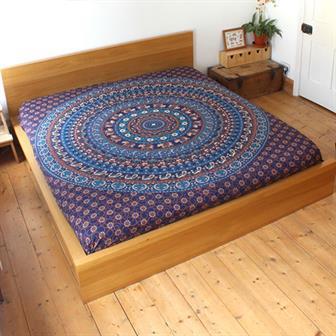 Devi Elephant Bedspread