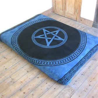 Pentacle Bedspread