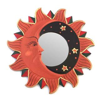 Large Sun and Moon Mirror