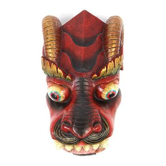 Nepalese Dragon Mask
