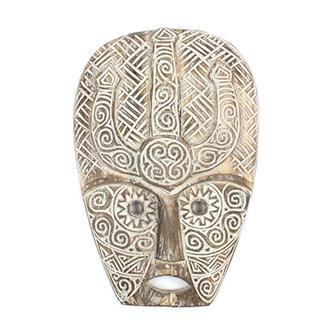 Timor Style Mask