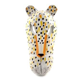 Leopard Mask 30cm