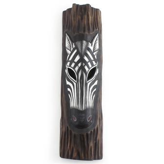 Zebra Bark Mask