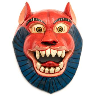 Artisan Lion Mask No.214