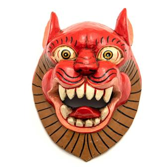 Artisan Lion Mask No.213