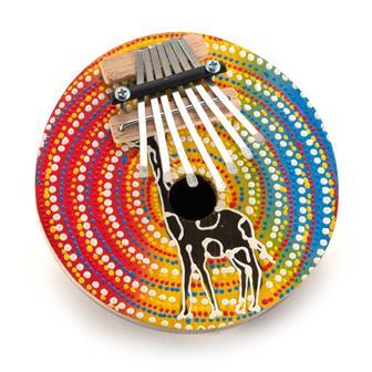 Giraffe Thumb Piano