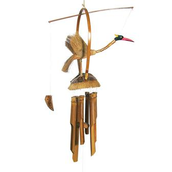 Nodding Bird Windchime