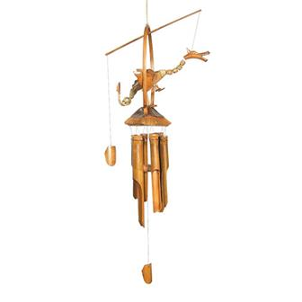 Nodding Dragon Windchime